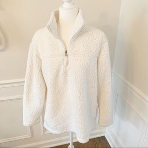 Ivory Sherpa. Great condition. Size M